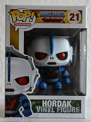 Funko Pop! Television - 05 - Hordak - Masters of the Universe -Vaulted - Retired