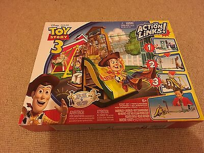 Action Links Toy Story 3 playsets