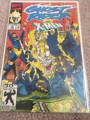Ghost Rider and X-Men #26 NM