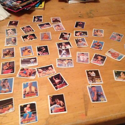 WWF WWE Classic Cards 1990 16 unique cards