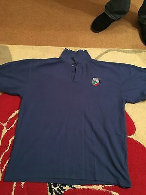 Italy Rugby League Polo Shirt