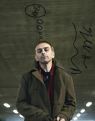 Karl Hyde Singer Underworld, Genuine Hand Signed 10x8 photo Comes With COA