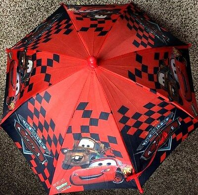 Disney Cars Lightning McQueen Nylon Umbrella