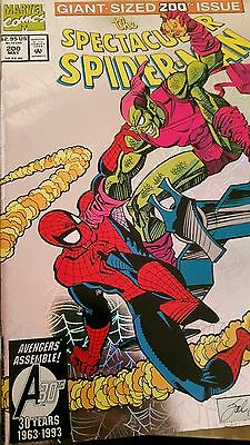 Spectacular Spider-Man issue 200 May 1993