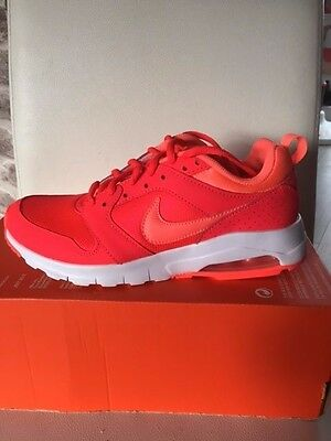 Womens Nike Air Max Motion Uk Size 4.5 Brand New Authentic 819957 681