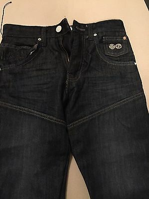 New Boys Haywire Jeans 27w ( Roughly 7-8 )