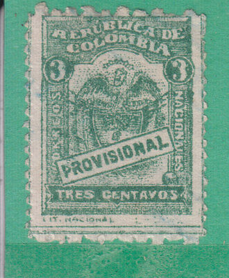 Colombia 1920 Mint Hinged Stamp