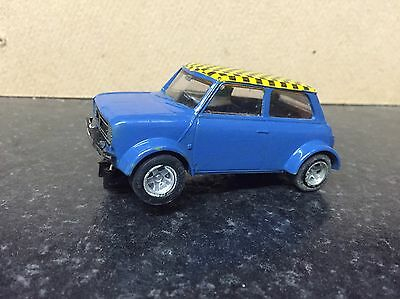 Hornby Scalextric Mini Cooper 1275 GT Racing Car, Sport SCX Vintage Slot Cars