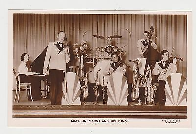 RP .. Drayson Marsh and His Band