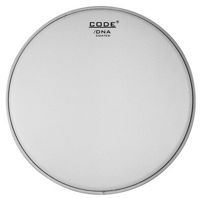 "CODE ""DNA"" Single Ply Coated Drum Head 8""/10""/12""/13""/14""/16""/18"" // Free P&P"
