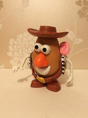 Mr Potato Head Toy Story 3 Woody Outfit