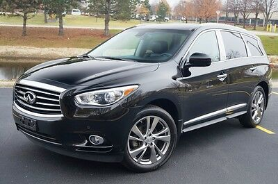 2013 Infiniti JX JX35 DELUXE TOURING SELLING NO RESERVE MUST SEE 2013 INFINITI JX35 AWD QX60 DELUXE TOURING LOADED BEST COLOR SELLING NO RESERVE!
