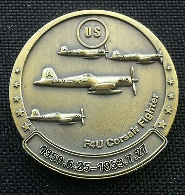 38TH PARALLEL KOREAN WAR 1950-1953 Commemorative Coin Collection (THREE FIGHTERS