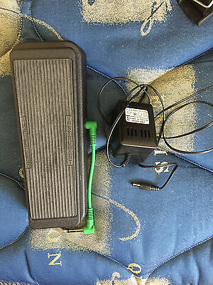 Dunlop GCB95F Cry Baby Classic Wah Black Guitar Effect Pedal - $80