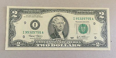 Usa2003 Commemorative Gallery A2 Dollar Note Special Reverse Color I 95325610 A
