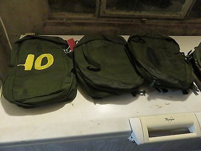 british army combat medics bergan side pouches