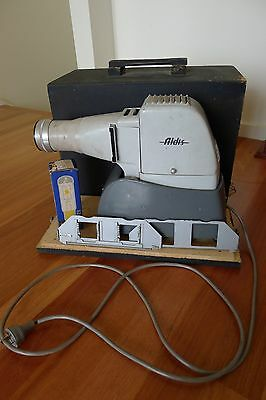 Aldis Projector 135mm and 60mm Slides