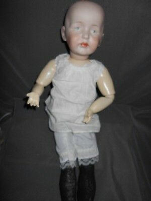 JDK Doll Mold 208 Character doll Face w/ Jointed Composition Body, Approximately