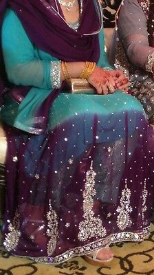 Womens pakistani,Indian,Asian wedding party clothes
