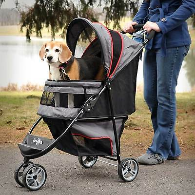 DOG STROLLER CARRIAGE Gen 7 Pets Stroller The Regal for pets up to 25 lbs