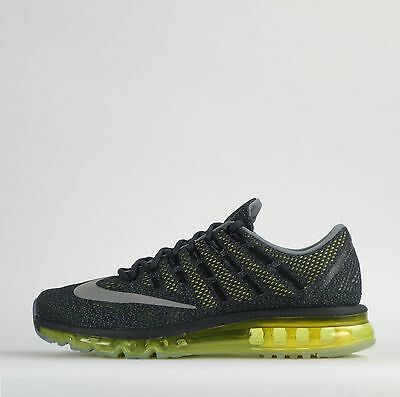 Nike Air Max 2016 Mens Running Trainers Shoes Anthracite
