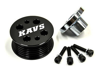 MINI Cooper S R52 R53 Supercharger Pulley 0% 13% 15% 19% KAVS BMW