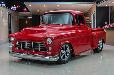 1956 Chevrolet Other Pickups  Professionally Restored, Supercharged Packed with Upgrades Big Window Rare!