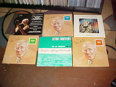 STAN KENTON LP'S LOT 1970'S JAZZ PERCUSSION INSTRUMENTAL NM  Quad CREATIVE LP