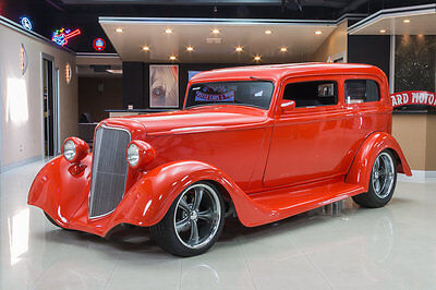 1934 Plymouth Sedan  All Steel Body! Plymouth 360ci V8, 727 Automatic, PS, PB, Disc, Suicide Doors!