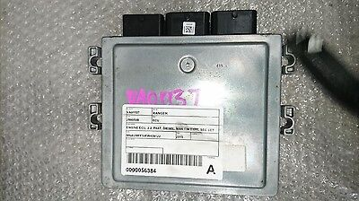 Ford Ranger Px P4At Manual Engine Computer Ecu #56384