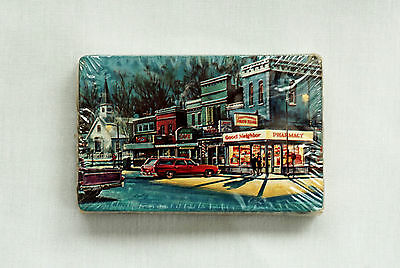 1950-60's Vintage Good Neighbor Pharmacy Deck of Playing Cards, Unopened, MINT!