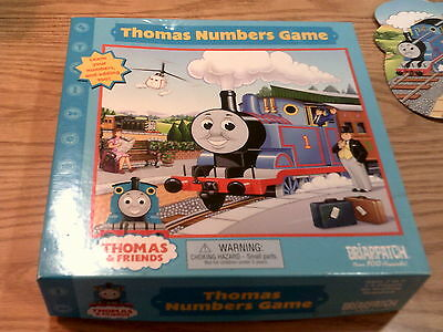 Thomas and Friends Thomas Numbers Game