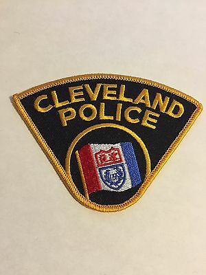 Cleveland Ohio Patrol Police Sheriff Patch