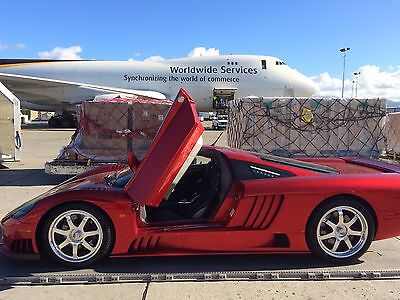2005 Saleen S7 Twin Turbo  2005 Saleen S7 Twin Turbo Chasis #62, 1 of 20 Built, Signed by Steve Saleen