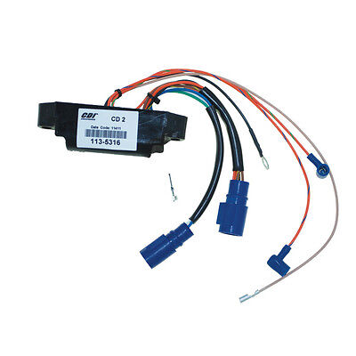 New Power Pack Johnson and Evinrude Outboards 25-50 HP CDI Electronics 113-5316