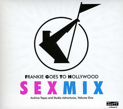 Sex Mix (12 Collection) - Frankie Goes To Hollywood (2013, CD NUOVO)