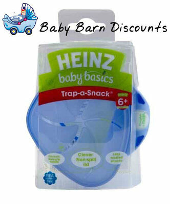 Heinz - Baby Basics Trap A Snack (Stage 3) for 6m+ - Blue