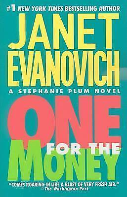 One for the Money by Janet Evanovich (Paperback / softback)