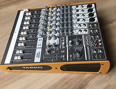 TAPCO 220FX Compact Mixer with Effects