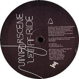 Unforscene - Let It Ride - Tru Thoughts - 2008 #316615