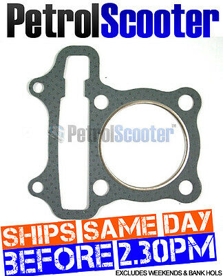 Cylinder HEAD GASKET 125cc 4T 4 Stroke GY6 152QMI Chinese Import Scooter 125