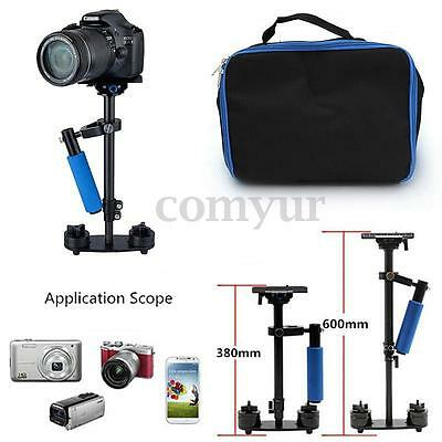Pro Red Handheld Video Stabilizer For Canon Nikon Digital Camera Gopro Cellphone