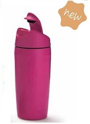 Tupperware Commuter / Travel Mug Pink Rrp $29