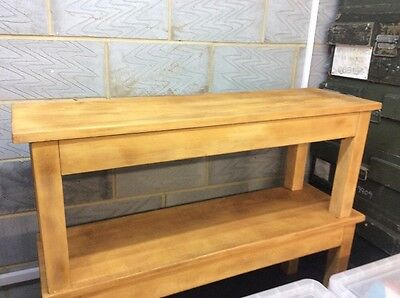 Solid Oak / Pub / Bistro / Cafe / Home / Dining / Benches