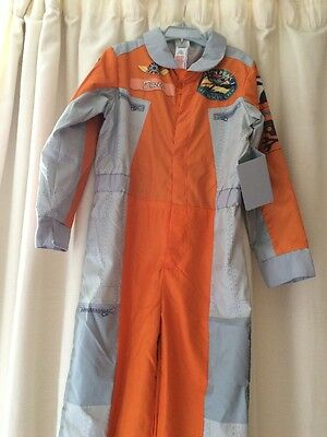 Disney Planes Dusty Play suit - Age 7-8 Brand New With Tags