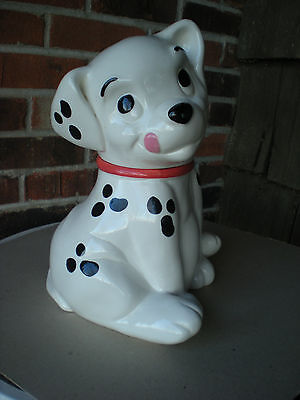 Disney TreasureCraft 101 Dalmatians Cookie Jar