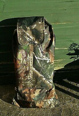 Camo carry bag for XP Deus metal detector