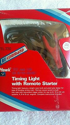 New In Box. Command Timing Light. Tl-720. Free P+P