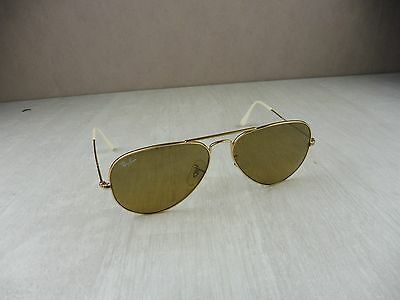 Paire de lunettes Ray Ban aviator, RB 3025 large metal 001/3k