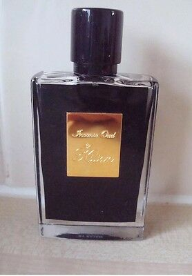 Incense Oud by Kilian  EDP EMPTY refillable bottle 50 ml- for collectors
